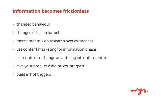 Understand the digital customer journey.