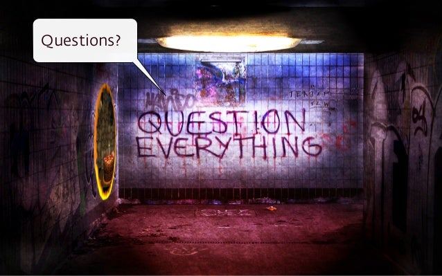 Questions? Questions? bart@wijs.be @netlash