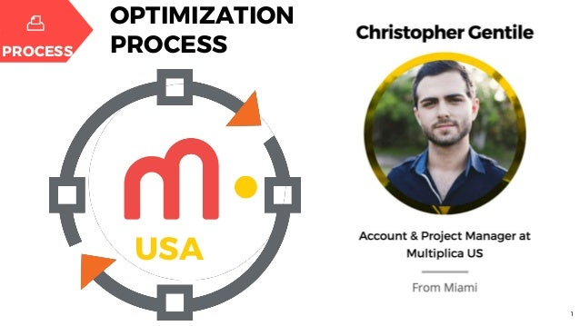 1 OPTIMIZATION PROCESSPROCESS USA Fro m