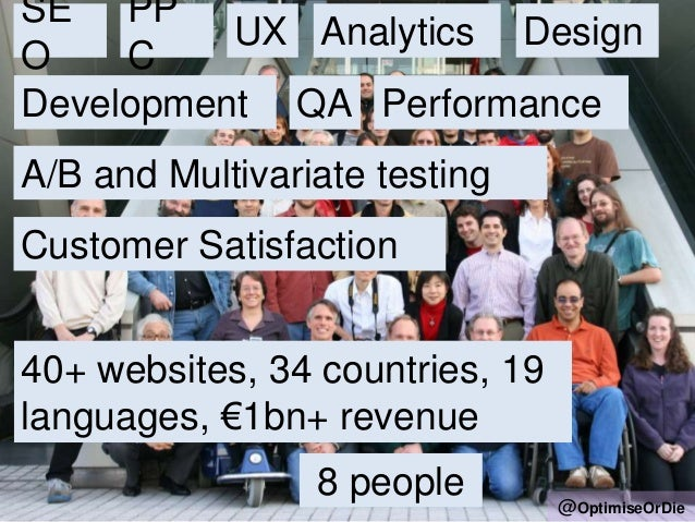 Why does my Mobile Conversion rate suck?  19 Sep 2013 @ Conversion Thursday #ctmanc Slide 3
