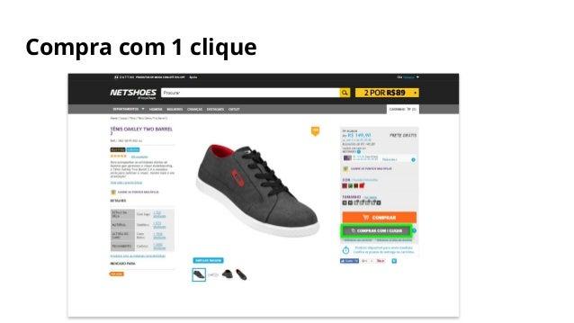 Compra com 1 clique