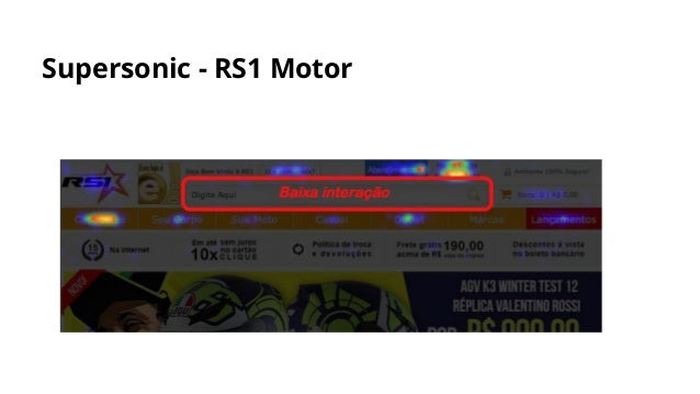 Supersonic - RS1 Motor + 63% R$