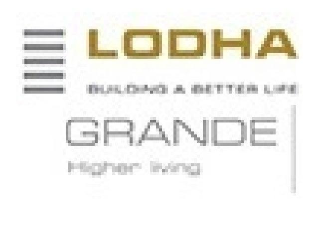 Lodha Grande Thane Mumbai Location Map Price List Floor