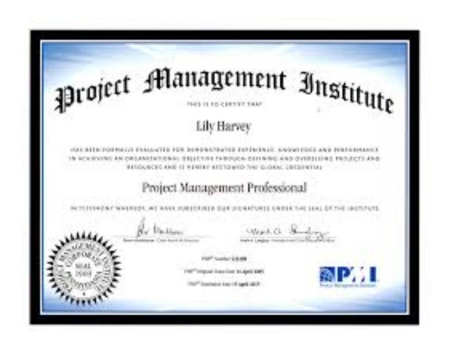 pmp certification training cost exam fee sample questions course eli…