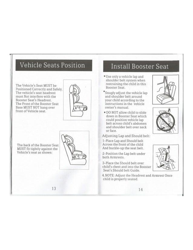 Adventure Booster Manual