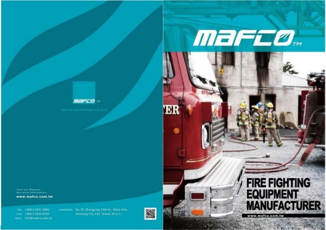 MAFCO Full Line Products Catalog
