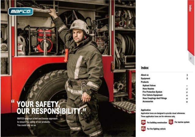 MAFCO Full Line Products Catalog Slide 2