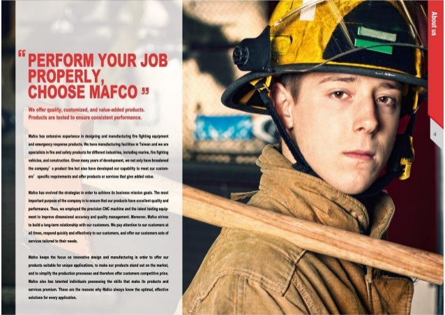 MAFCO Full Line Products Catalog Slide 3