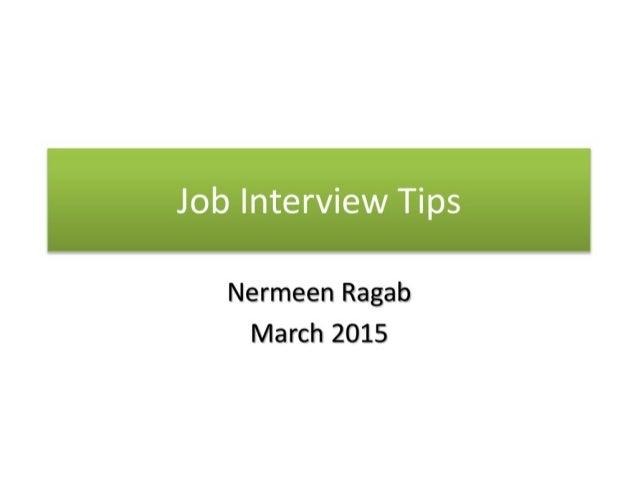 Job Interview Tips | Interview Dress Code | Interview Questions  [carocks.wordpress.com ...