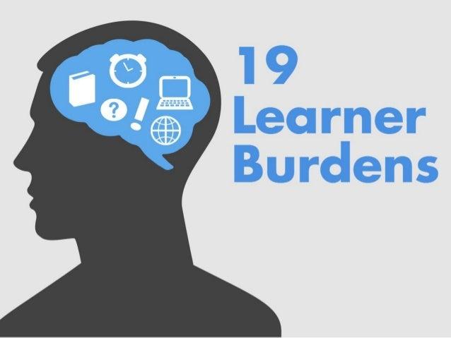 19 Learner Burdens