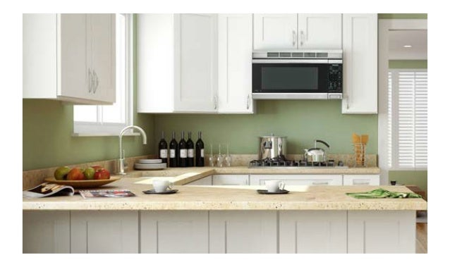 White Shaker Cabinets Queens NY Slide 2