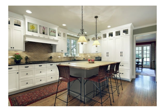 White Shaker Cabinets Queens NY Slide 3
