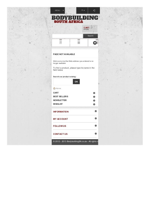 R  MENU  CART: empty  Search  Categories PAGE NOT AVAILABLE We're sorry, but the Web address you entered is no longer avai...