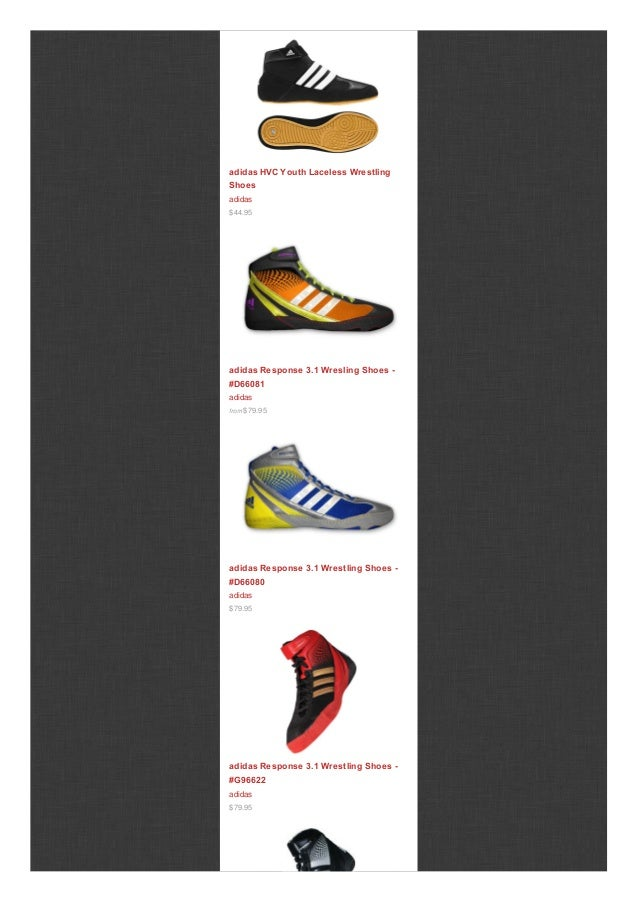 Buy adidas Wrestling Shoes Online
