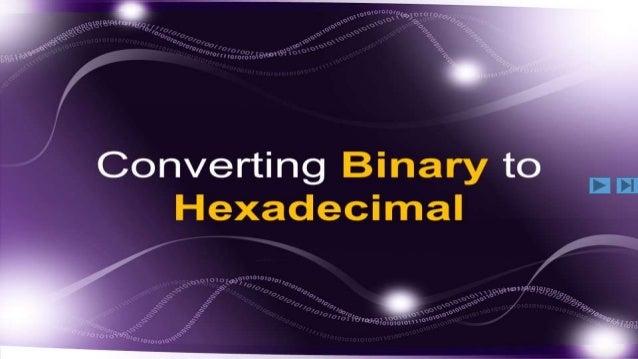 Binary shares
