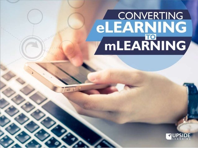 "CONVERTING  eLEARING mLEARNING  . "".'. ""°E"