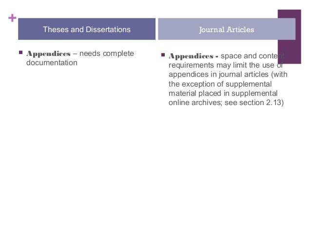 Past business dissertations