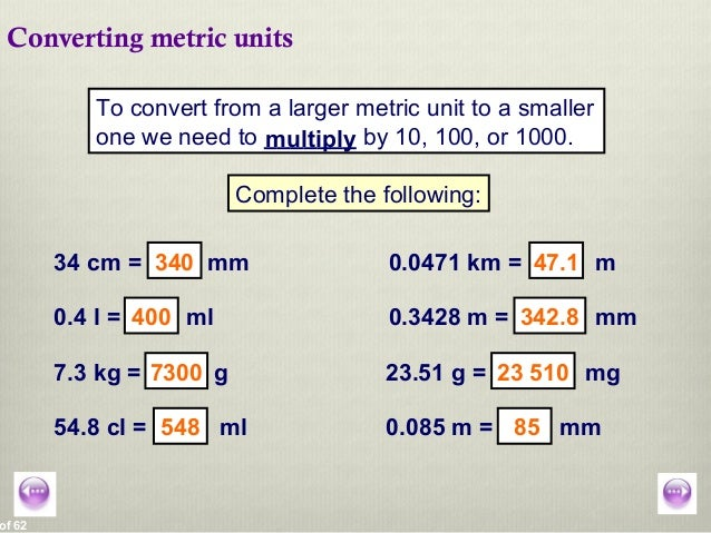 Converting unit measures - How to convert liter to kilogram ...