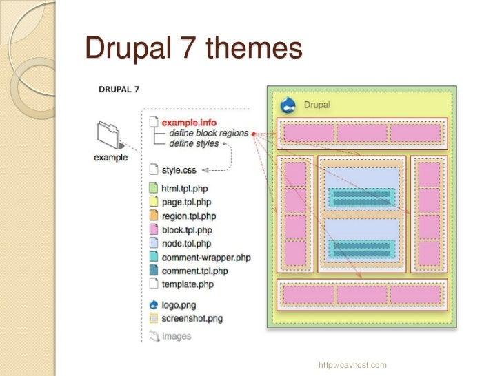 drupal 7 university themes