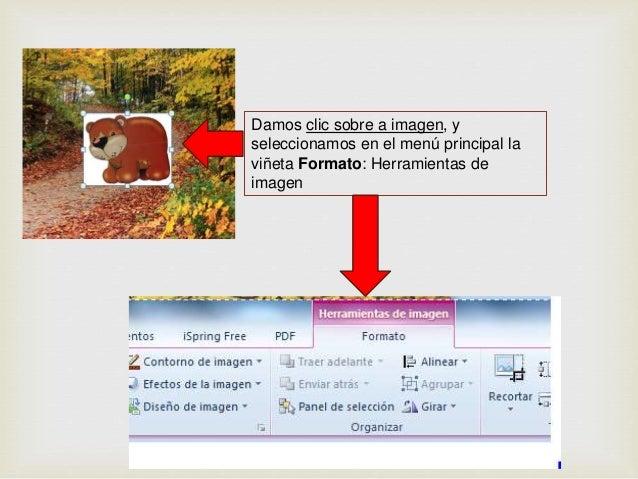 Convertir en transparente un color de una imagen Slide 3