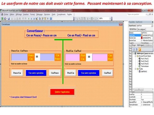 Convertisseur Pouce En Cm Et Cm En Pixel