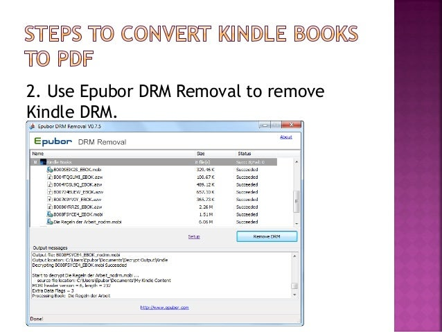Recommendations of PDF to Kindle AZW3 Converter