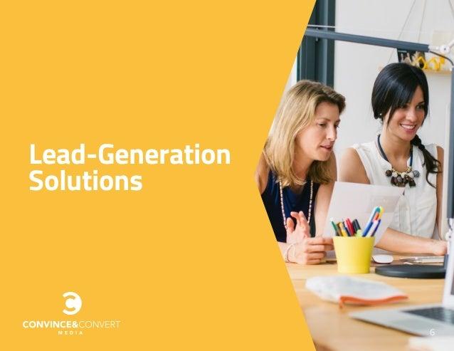6 Lead-Generation Solutions