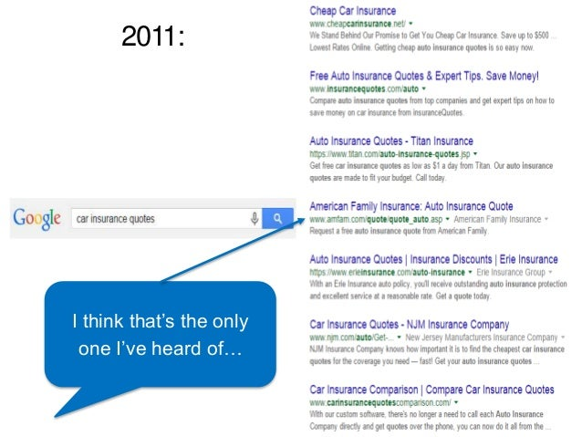 2011: I think that's the only one I've heard of…