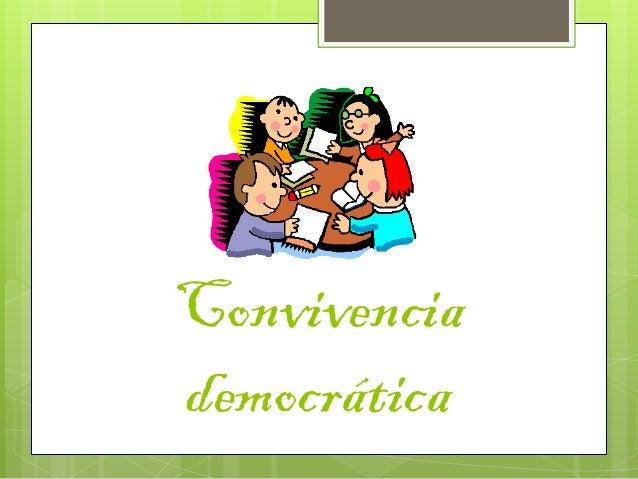 Convivenciademocrática