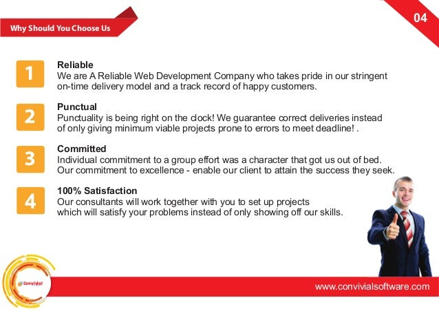 Convivial Software A Web Development Company