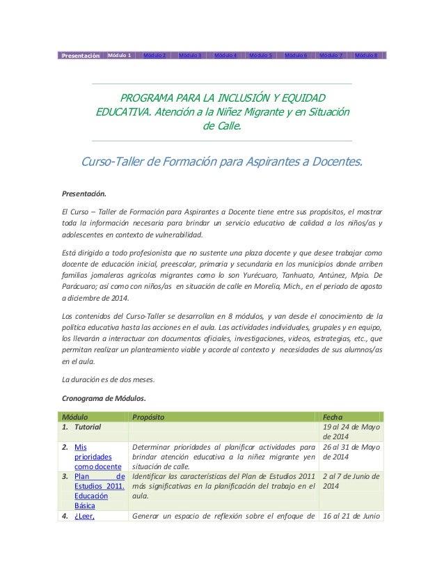 Convocatoria de aspirantes a docentes para el piee 2014 for Convocatoria para docentes