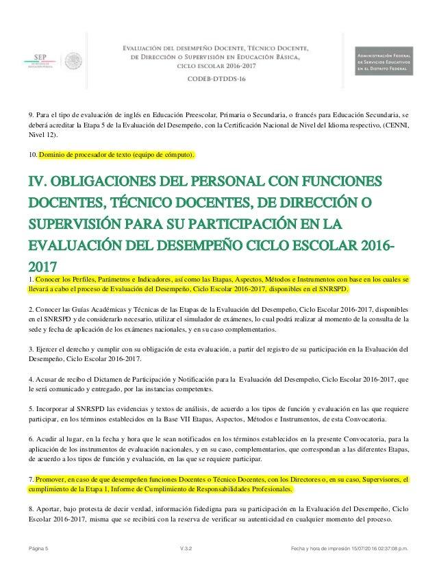 Convocatoria basica abierta desempe o docente 2016 2017 for Convocatoria docente 2016