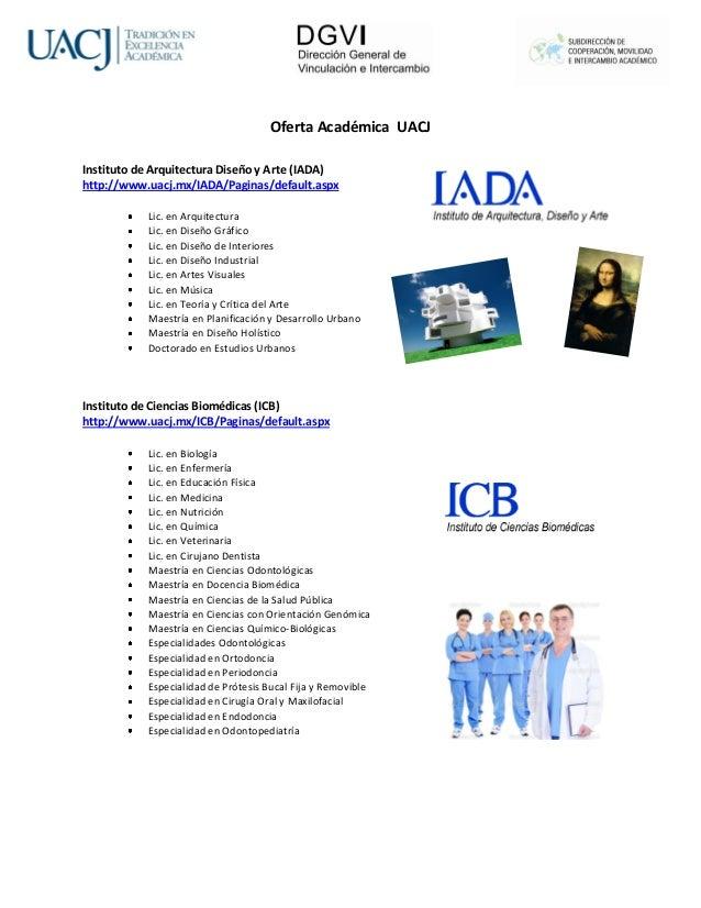Universidad Autónoma de Ciudad Juárez Slide 3