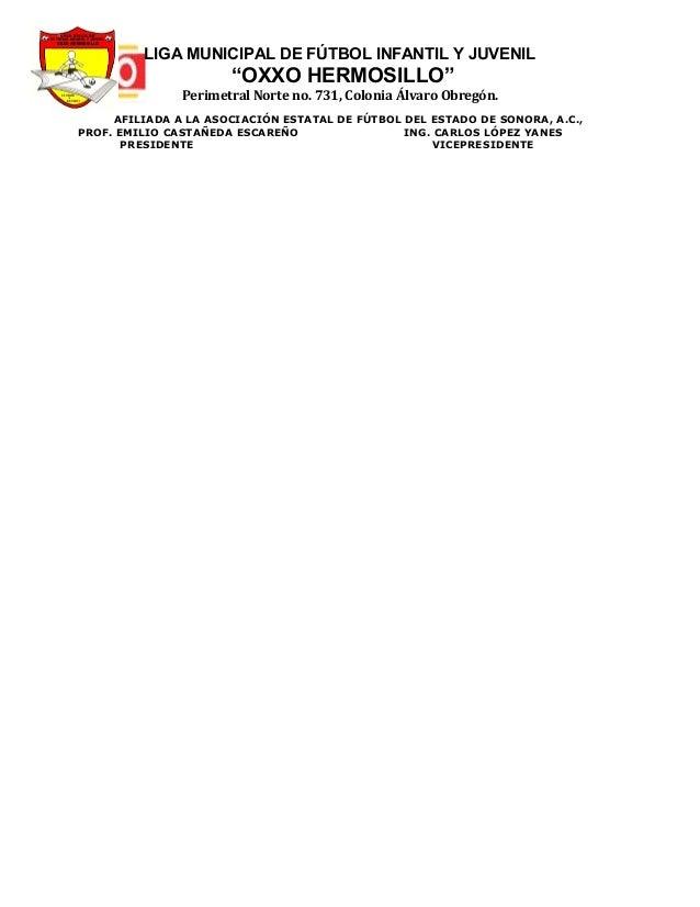 Convocatoria torneo de apertura 2016 for Ing mesa y lopez
