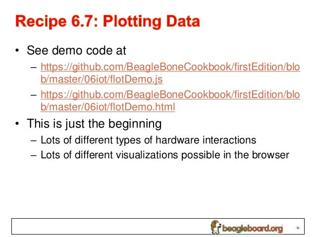 Taking the beaglebone cookbook recipes beyond beaglebone black 36 javascript fandeluxe Choice Image