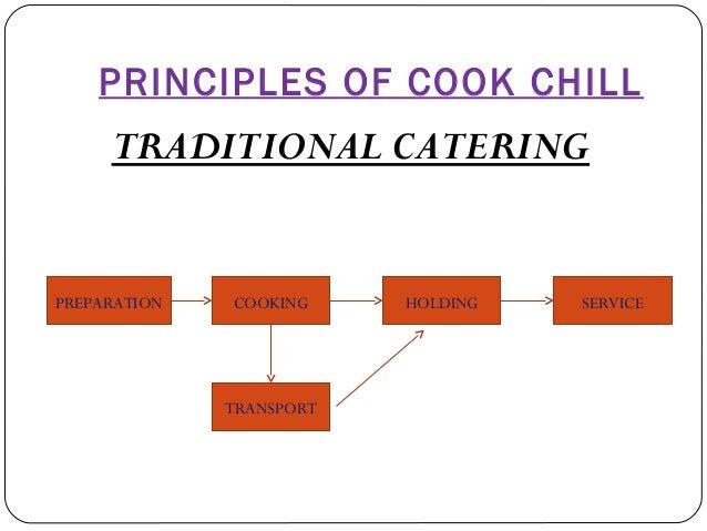 Cook Freeze Food Service System