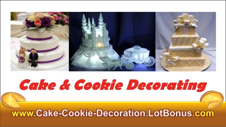 Cake Decorating How To Books : Cake Decorating Books Online - CAKE DECORATING TUTORIALS