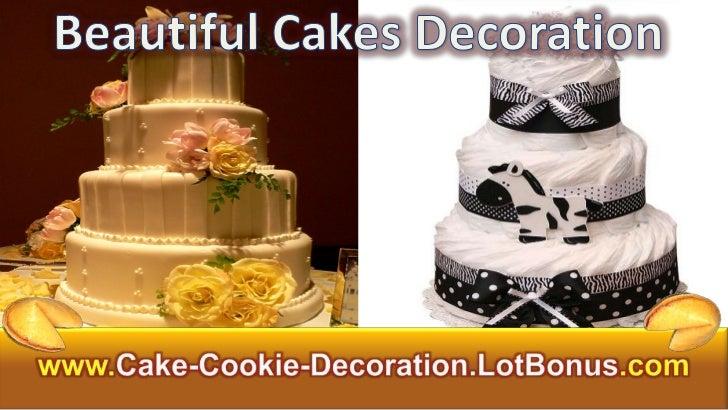 Cake Decor Books : Cake Decorating Books Online - CAKE DECORATING TUTORIALS