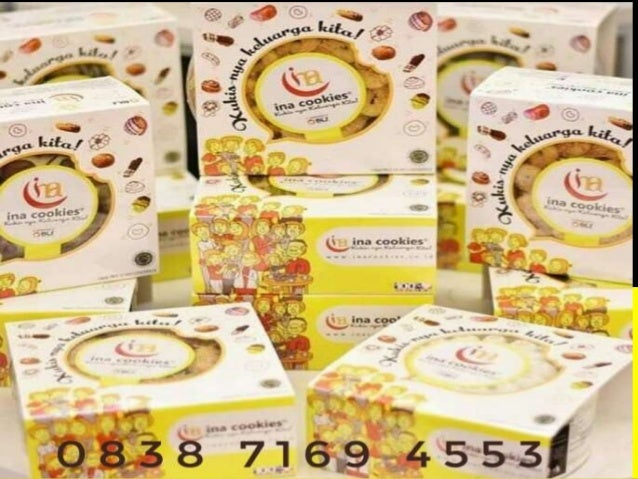 0838 7169 4553 Promo Toko Kue Ina Cookies Di Jakarta