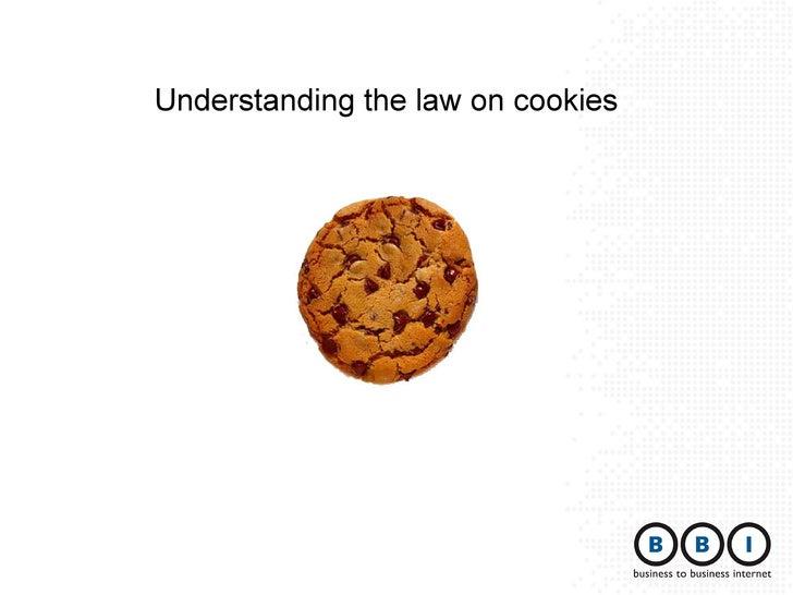 Understanding the law on cookies