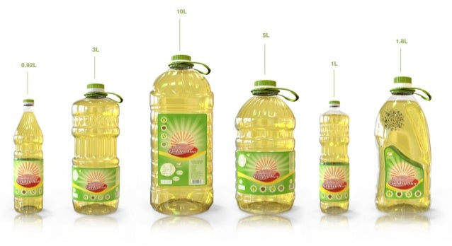 ن ‪sunflower oil bottel 600 g‬‏