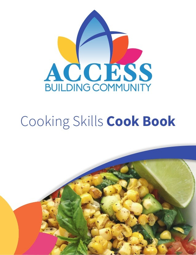Cooking Skills Cook Book