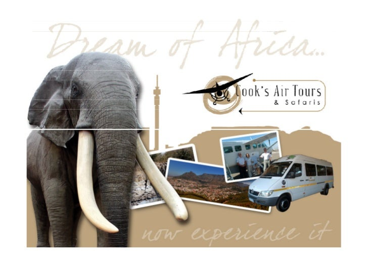 WHO WE ARE South African based tour company. We specialize in personalized private charter flying safaris, for small and l...