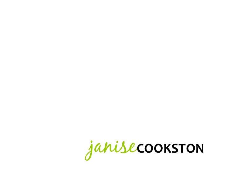 janiseCOOKSTON