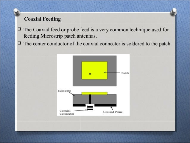 coaxial probe hfss manual