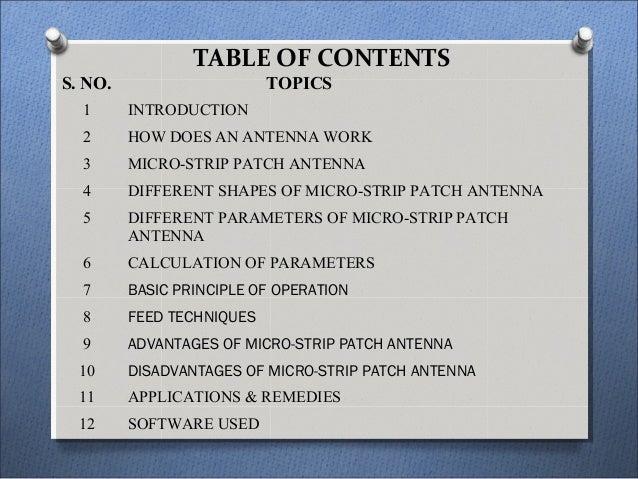 Hfss Microstrip Patch Antenna Analysis And Design