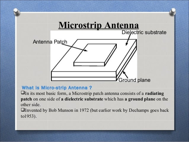 HFSS MICROSTRIP PATCH ANTENNA- ANALYSIS AND DESIGN