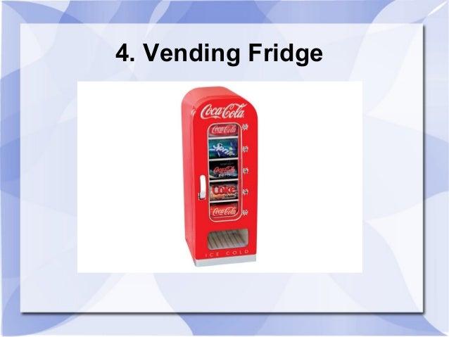 vending fridge - Unique Christmas Gifts 2014
