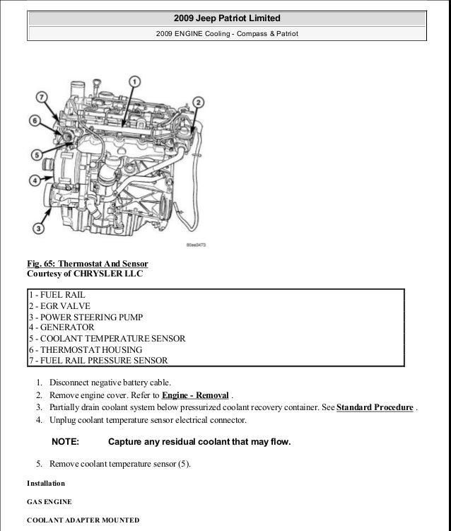 manual reparacion jeep compass patriot limited 2007 2009_cooling 5.3 Engine Diagram