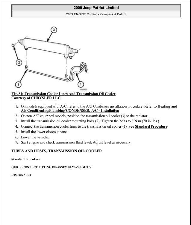 Manual reparacion Jeep Compass - Patriot Limited 2007-2009_Cooling